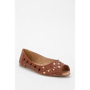 peep toe flat2