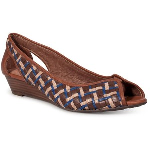 peep toe flat5